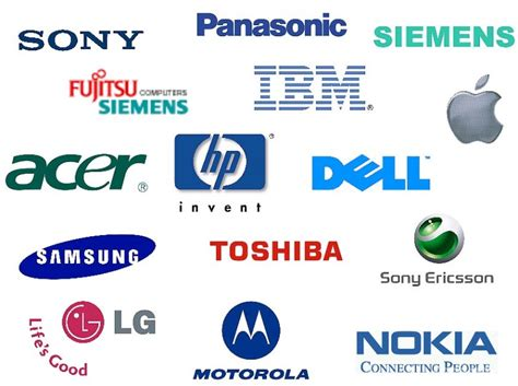 Top Electronic Companies in the World | Electronics ...