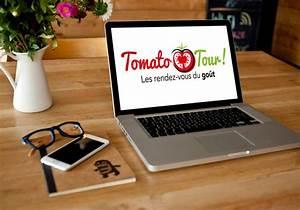 Identité visuelle - TOMATO TOUR - Vitamine-s