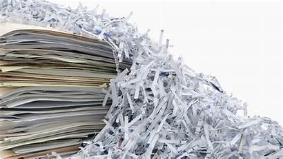 Shredding Cascades Recovery Services Document Destruction