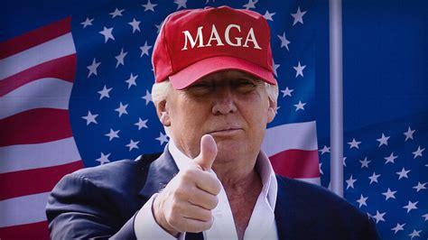 trump president economic again america policies bring prosperity maga donald hat senators attacking bill biden election market thestreet joe trumps