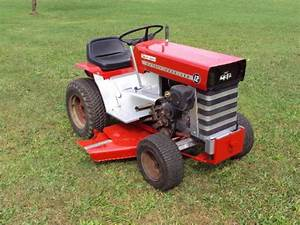 Repowering A Massey Ferguson Mf10 Or Mf12 With A Honda