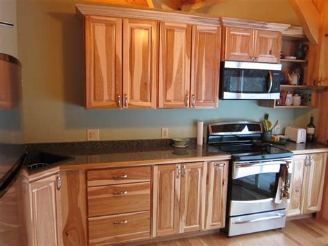 photo of kitchen cabinets 94 best hickory cabinets images on hickory 4157