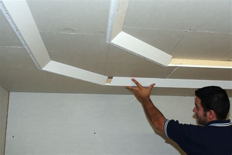 Installing Tray Ceiling by Ez Tray Ceiling System Tray Ceilings Made Easy