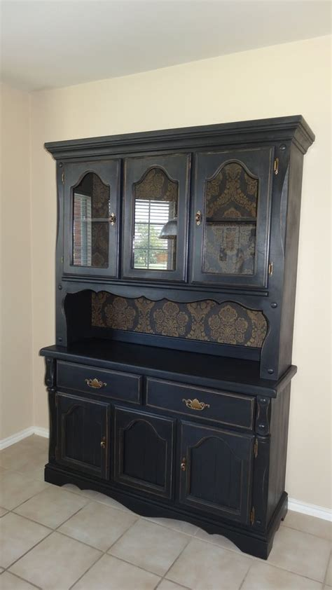 1000+ Ideas About China Hutch Makeover On Pinterest