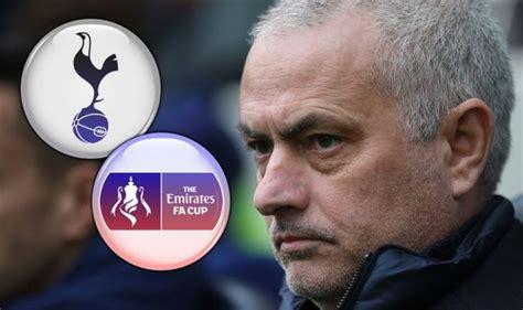 Tottenham news: Jose Mourinho explains why Spurs are ...