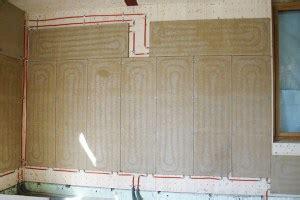 Wandheizung Strahlungswaerme Aus Der Wand by Das Prinzip Wandheizung