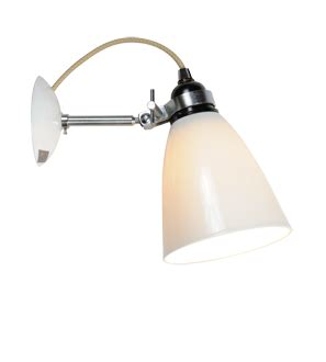 hector small dome wall light from conran lighting wall lights lighting wall