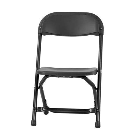 black plastic folding chair foldingchairs4less