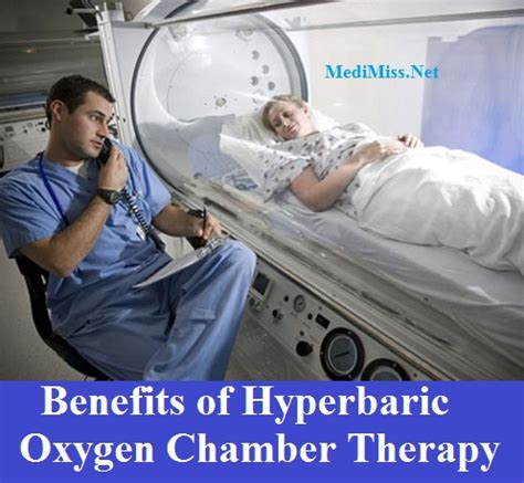 hyperbare chambre benefits of hyperbaric oxygen chamber therapy medimiss