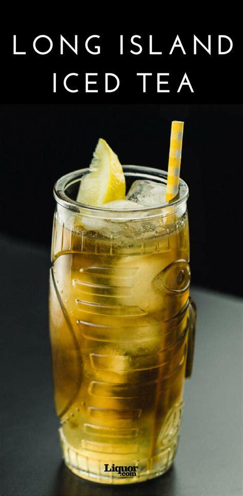 how to make island iced tea long island iced tea recipe
