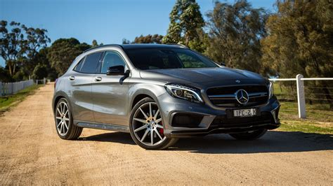 What Is Mercedes Amg by 2016 Mercedes Amg Gla45 Review Caradvice