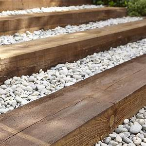 Traverse Bois Brico Depot : traverse droite kuhmo bois marron x cm leroy ~ Dailycaller-alerts.com Idées de Décoration