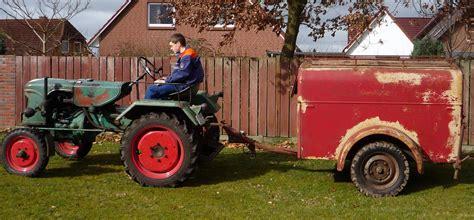 anhänger für traktor freiwillige feuerwehr