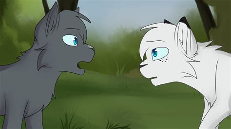 Youth Warrior Cats Snowfur AMV