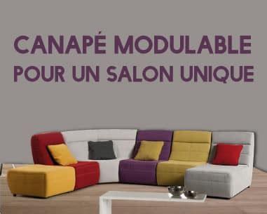 canapé d angle en canapé modulable pour un salon unique topdeco pro