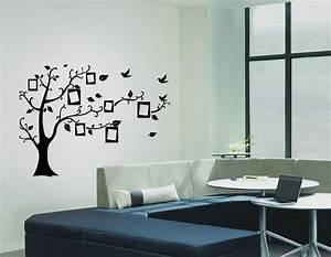 Stickers Arbre Noir : sticker arbre photos noir stickers muraux ~ Teatrodelosmanantiales.com Idées de Décoration