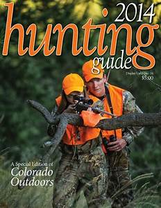 2014 Hunting Guide Now Available