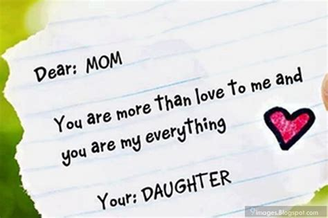 quotes dear mom letters quotesgram