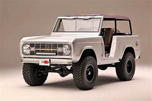 So-Cal Speed Shop Builds a 1972 Bronco - Hot Rod Network