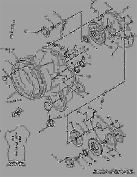 8E9558 CASE & PARTS GROUP-PLANETARY - WHEEL-TYPE SKIDDER