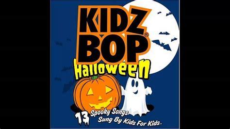 kidz bop kids   halloween youtube