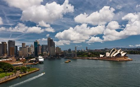 landscape, Sydney, Australia Wallpapers HD / Desktop and ...