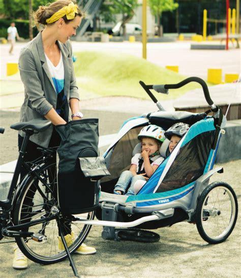 auchan siege bien choisir une remorque de vélo pour enfant