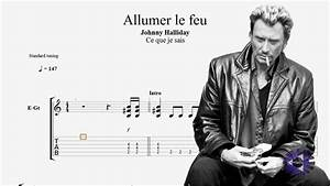 Allumer Le Feu Chords : guitare allumer le feu guitar tablature tab johnny hallyday by nippontab youtube ~ Medecine-chirurgie-esthetiques.com Avis de Voitures