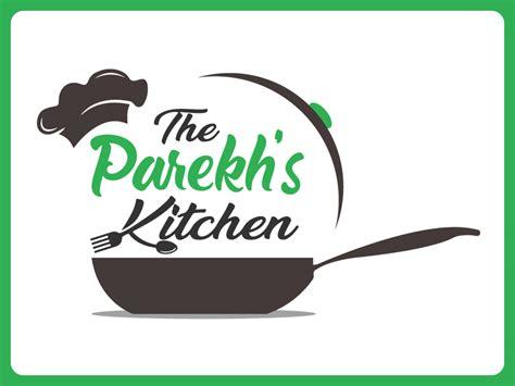 parekhs kitchen logo design search  muzli
