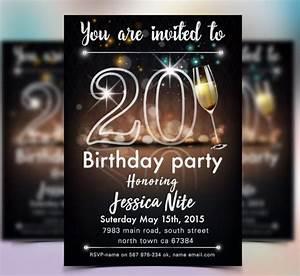10 Free Birthday Invitation Templates Free Premium