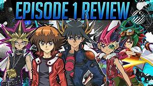 Reviewing All The Yu-gi-oh  Series - Episode 1