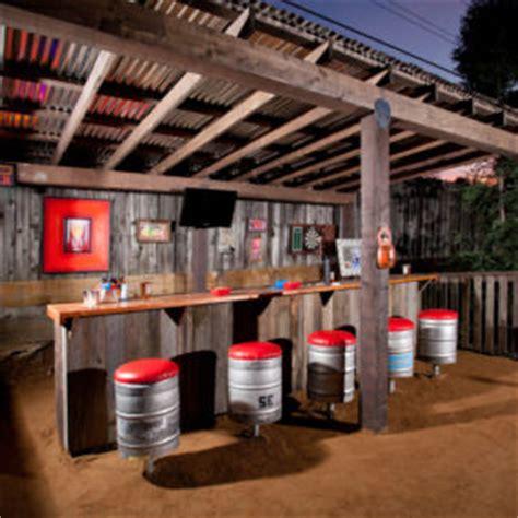 outdoor bbq kitchen ideas 23 creative outdoor bar design ideas