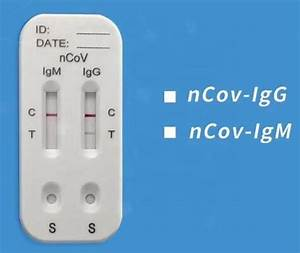 China Corona Virus Test Covid