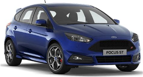 ford focus st leasing ford focus st3 car leasing deals st3 personal car lease