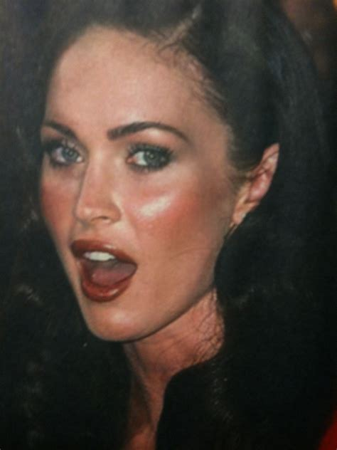 Img1584 Porn Pic From Megan Fox Tribute And Cum Face