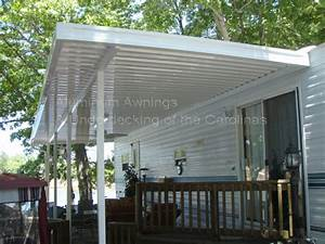 Aluminum Awnings RV Campers