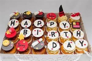 30 Geburtstag Party Ideen : partycupcakes zum 30 und 18 geburtstag motto ~ Whattoseeinmadrid.com Haus und Dekorationen