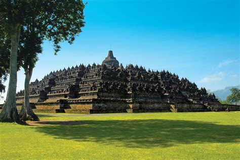 borobudur wallpapers wallpaper cave
