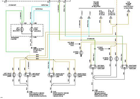 Tail Light Wiring Diagram Better Online