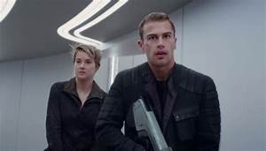 Insurgent images Tris and Four,Insurgent wallpaper and ...