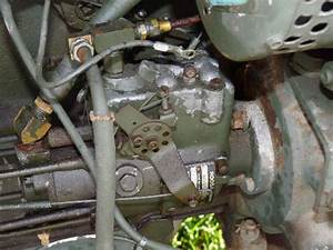 John Deere Fuel Injection Pump Solenoid