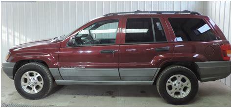 2000 Jeep Grand Engine by 2000 Jeep Grand Laredo Carmart Net Fergus Falls