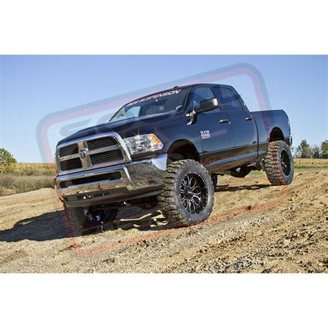2014 Dodge Diesel 2500 by Bds 4 Quot Lift Suspension 2014 2018 Ram 2500 4x4 Diesel
