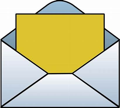 Mail Message Clipart