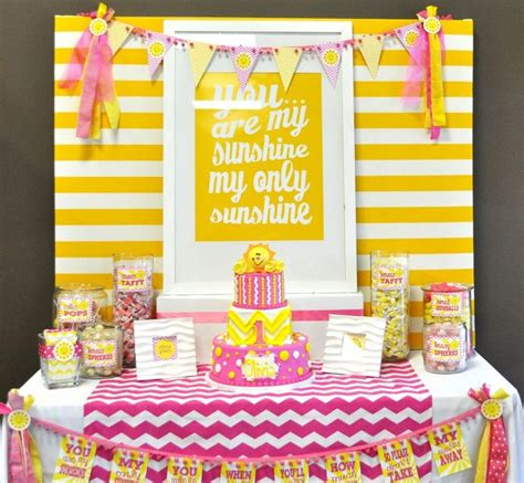 birthday party ideas for popsugar you are my party pink color schemes
