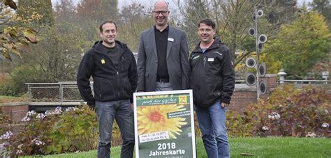 Park Der Gärten Jahreskarte by Ab Heute Ist Das Ticket Ins Gr 252 Ne Erh 228 Ltlich
