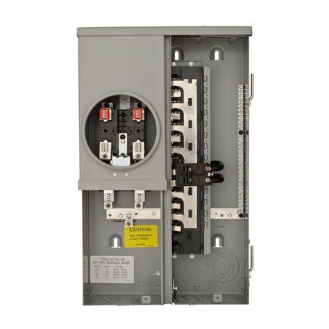 Siemen 200 Panel Wiring Diagram by Siemens 100 12 Space 24 Circuit Overhead Underground