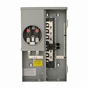 Siemens 100 Amp 12 Underground
