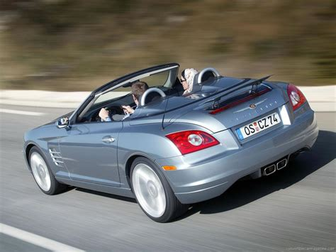 chrysler sports car convertible future collectable chrysler crossfire