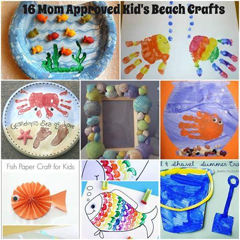 beach art activities for preschoolers crafts or archives mother2motherblog 665